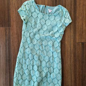 Xhilaration Lace Shift dress